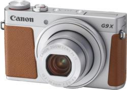 Canon PowerShot G9 X Mark II silber - Digitale Kompaktkamera