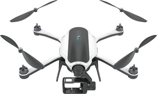 GoPro Karma Light (HERO5 Black Harness Included) - Drohne (funkgesteuert)