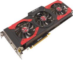 PNY GeForce GTX 1080 8GB XLR8 OC Gaming - Grafik-Karte