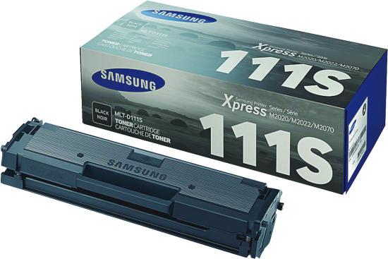 Samsung MLT-D111S/ELS schwarz - Toner