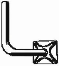 Kathrein ZAS 63 - Wandhalter (Antennenbau)
