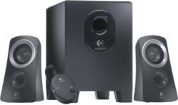 Logitech Z313 Speaker System - 2.1