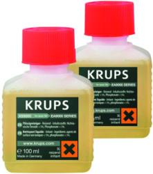 Krups XS9000 Flüssigreiniger - Reinigungsflüssigkeit für Kaffee-\/Espressomaschinen