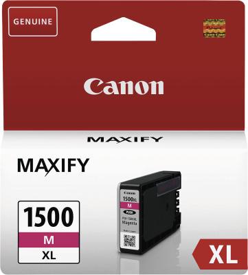 Canon PGI-1500XL M magenta - Tintenpatrone