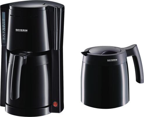 Severin KA 9234 schwarz - Filter-Kaffeemaschine