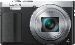 Panasonic DMC-TZ71EG-S schwarz-silber - Digitale Kompaktkamera