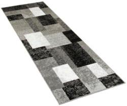 Teppich Champ ca. 80 x 250 cm grau