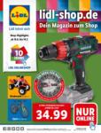 Lidl Bestellmagazin - bis 14.07.2019