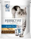dm-drogerie markt PERFECT FIT Trockenfutter für Katzen, Indoor+1 mit Huhn
