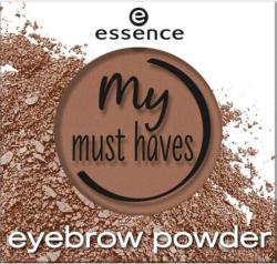 My Must Haves Eyebrow Powder