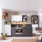 mömax Wels Küchenblock Küchenblock Win 320 cm
