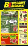 B1 Discount Baumarkt Wochen Angebote - bis 22.06.2019