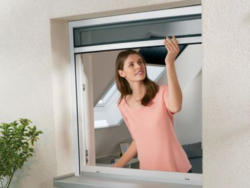 POWERFIX®PROFI+ Insektenschutz-Fensterrollo