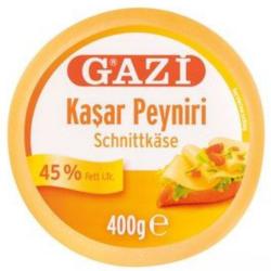 GAZI Schnittkäse Kashkaval