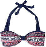 NKD Seefeld/Tirol Damen-Bikini-Top mit hübschen Ornamenten
