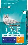 dm-drogerie markt PURINA ONE Trockenfutter für Katzen, Senior 7+, mit Huhn
