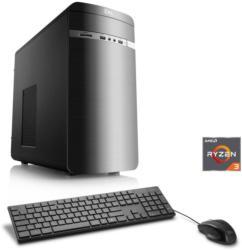 CSL Gaming PC   AMD Ryzen 3 2300X   GTX 1650   8 GB DDR4   SSD »Sprint T8961 Windows 10 Home«