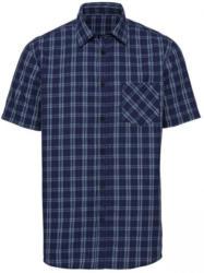 Herren-Seersucker-Hemd mit klassischem Karo-Muster