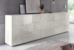 LC »Miro« Sideboard, Breite 241 cm mit dekorativem Siebdruck