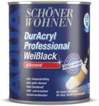 BayWa Bau- & Gartenmärkte Schöner Wohnen Farbe DurAcryl Profi Weißlack glänzend 750 ml