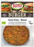 Alnatura Burger Grüne Erbse Masala - bis 26.06.2019