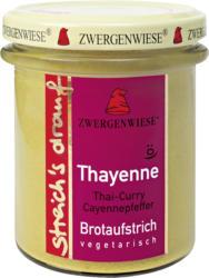 streich's drauf Thayenne
