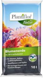 Plantiflor Blumenerde, 10 L