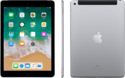 Tablets - APPLE iPad (2018), Tablet , 32 GB, 9.7 Zoll, Space Grau