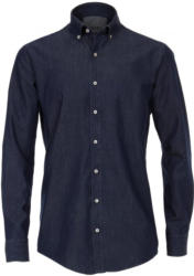CASAMODA Hemd »Freizeithemd unifarben«