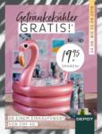 DEPOT Getränkekühler gratis! - au 30.06.2019