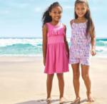 NKD Mädchen-Kleid mit süßen Rüschen