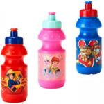 NKD Trinkflasche mit bekannten Motiven, ca. 6,5x18cm