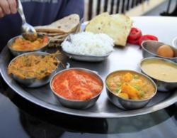 Trendthema: Street Food / indisch