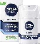 dm-drogerie markt NIVEA MEN Tagespflege Sensitive 3-Tage Bart Hydro Gel