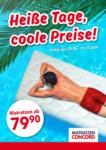 Matratzen Concord Heiße Tage, coole Preise! - bis 01.07.2019