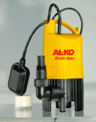 AL-KO Schmutzwasser - Tauchpumpe Drain 8001