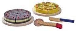 Set: Kuchen + Pizza, Tanner