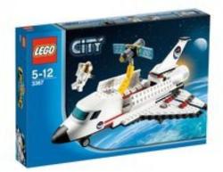 Space Shuttle (3367), LEGO®, »LEGO City«