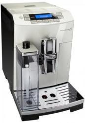 DeLonghi Kaffeevollautomat »PrimaDonna S De Luxe ECAM 26.455.WB«, edles Weiß