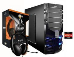 Hyrican Alpha 3876 PC, AMD Eight-Core FX-8320, 2000 GB SATA-3