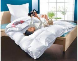 4-Jahreszeiten-Bettdecke, »4-Jahreszeitenbett«, Ribeco