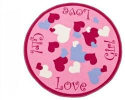 Kinder-Teppich, Hanse Home, »Love Girl«