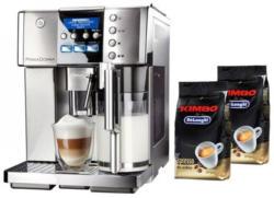 DeLonghi Kaffeevollautomat ESAM 6620 Prima Donna, inkl. 2 Pakete Gratis Kaffeebohnen