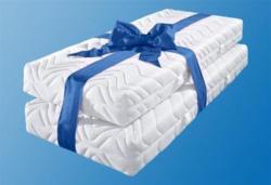 Visco-Komfortschaummatratze, »Luxus«, BeCo (1-tlg. oder 2-tlg.)