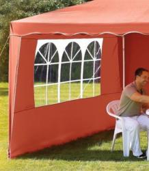 Set: Seitenteile für Party-Pavillon (2 Stck.)