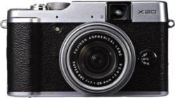 Fujifilm FUJIFILM X20 Kompakt Kamera, 12 Megapixel, 4x opt. Zoom, 7,1 cm (2,8 Zoll) Display