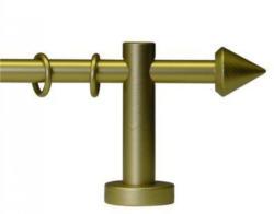 Gardinenstange »Classico«, Endknopf »Spitze«, nach Maß