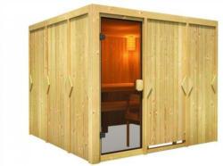 Komplett-Set: Sauna »Nadine«, 68 mm
