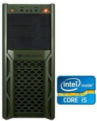 Hyrican Hyrican Cougar Military 3980 Gaming-PC, Intel® Core™ i5, 8192 MB DDR3-RAM, 1000 GB Speicher