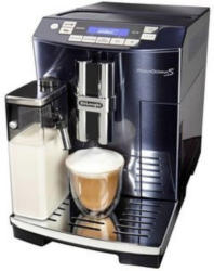 DeLonghi Kaffeevollautomat »PrimaDonna S De Luxe ECAM 26.455.BLB«, Midnight Blue